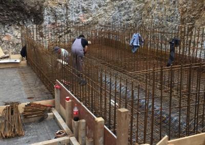 Vodohran Štanjel - Oskrba s pitno vodo obale in Krasa za Občino Komen