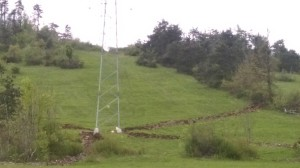 Izkopani kraki jamborjev merijo v dolžino od 25 do 60 m, odvisno od prevodnosti terena.