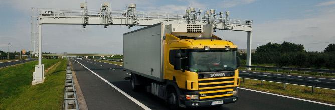 Gradnja optičnega omrežja in elektro kanalizacije za elektronsko cestninjenje tovornih vozil